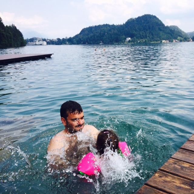 pequena na viagem, croacia, viagem dos sonhos, eslovenia, bled, lagoa 2