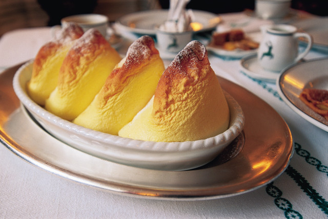 Salzburger Nockerl, Gastronomie