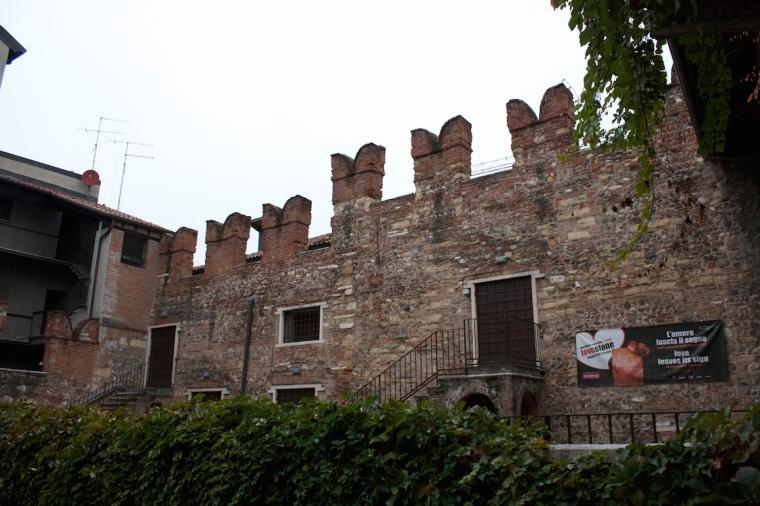 Casa Romeu Verona
