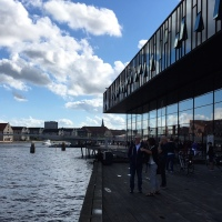 De Berlin à Copenhagen de carro